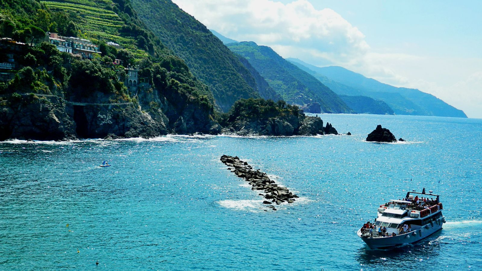 Photo essay: Monterosso al Mare
